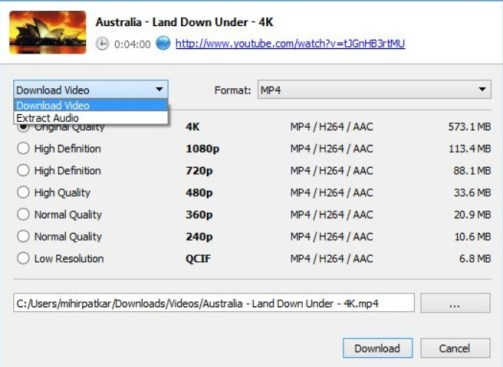 4K Video Downloader 4 8 2 2902 Crack Keygen Full Free Download 2019