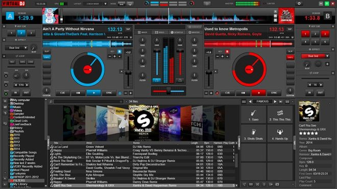 Virtual DJ Pro 2018 Crack Product key Latest For Windows + MAC