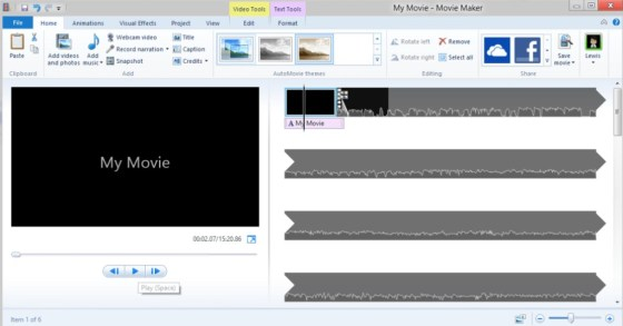 Windows Movie Maker Crack 2019 100% Working