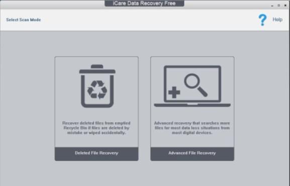 iCare Data Recovery Pro 8.1.9.6 Crack Full + License Keys (Latest Version)