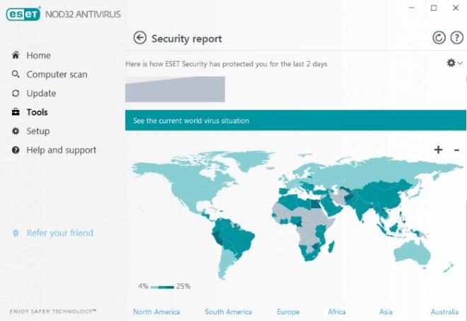 eset nod32 antivirus license key + Crack {username and password}