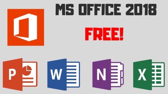 Microsoft office 2018 Product Key Full Crack 100% Working