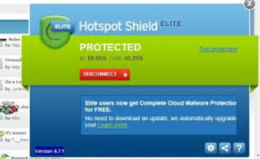 Hotspot Shield 7.1.2 Cracka
