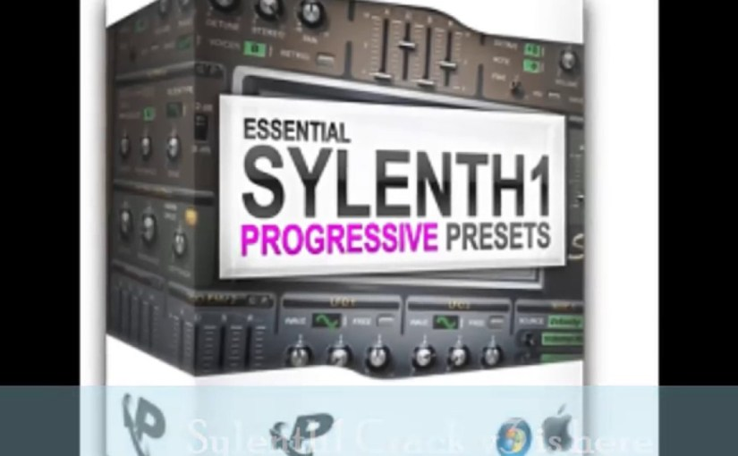 Sylenth1 3.041 Crack Keygen For Win And Mac Download