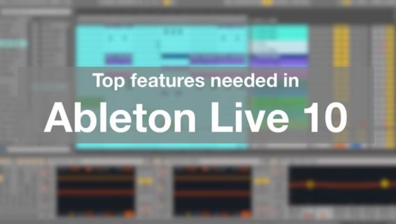 Ableton Live 10 Crack & Keygen For Window + Mac {Updated}