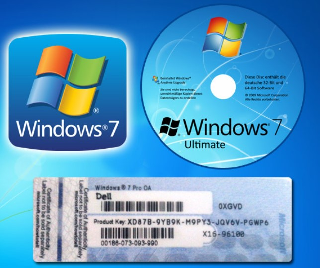 get a windows 7 ultimate product key