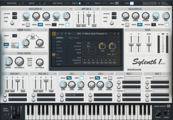 Sylenth1 3.050 repack crack with latest version free. download full