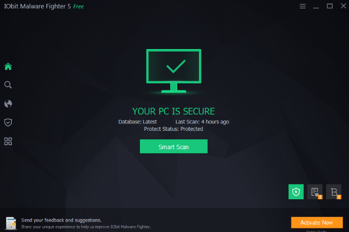 IObit Malware Fighter 5 Pro License Key [Cracked]