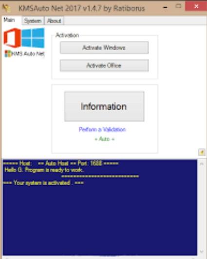 KMSAuto Net V1 5 3 Windows + Activator / KMS-Auto Activation