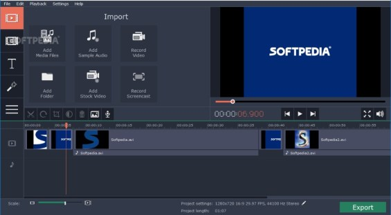 movavi video editor free download full version with crack key