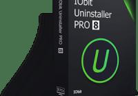 IObit Uninstaller Crack Pro 8.4.0.7 With Free Download 2019