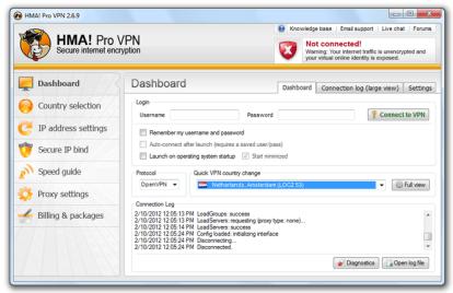 HMA Pro VPN 4.6.154 Crack & Activation code Full Free Download