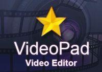VideoPad Video Editor 7.22 Crack & License Key Full Free Download