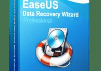 Easeus Data Recovery Wizard 12.9.1 Crack & Keygen Full Free Download