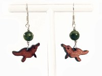 Platypus Earrings