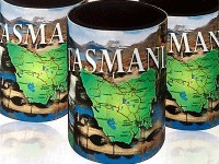 Tasmania Stubby Holder