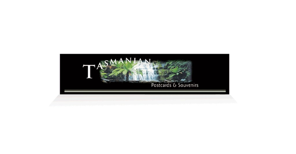 Product of Tasmania - Tas Postcards & Souvenirs