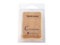 Sandalwood Scented Soy Melts
