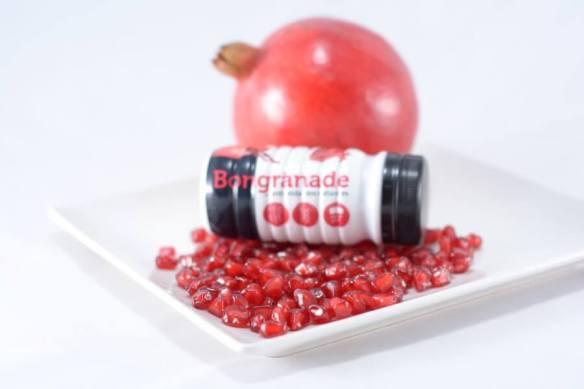 Bongranade Zumo de granada 100% Natural