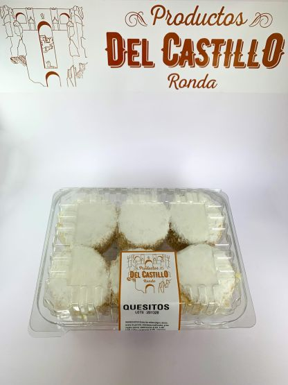 Quesitos de Hojaldre