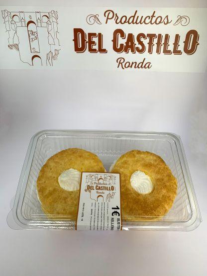 Roscos Hojaldre Merengue