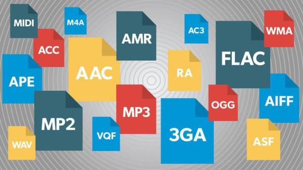 Transformar formato de audio (wav-aiff-au-flac-mpeg-4-tta-mp3-aac-ogg -vorbis)
