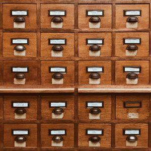 Computación de datos para digitalizar listados