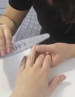 Limado de uñas
