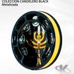 MASTER PORTADA CANDELERO BLACK 8.5 1F PERFIL TRASERO