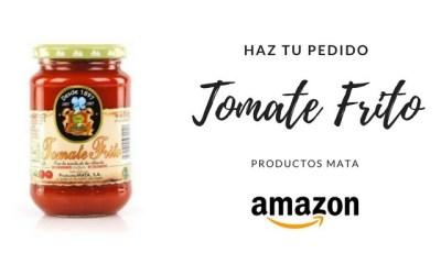 Haz ahora tu pedido de Tomate Frito Mata http://amzn.to/2C7JIMs