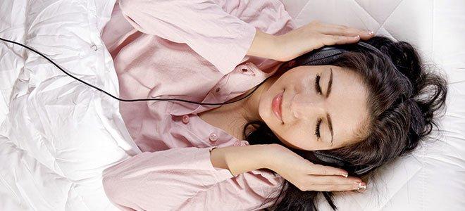 Música contra el insomnio