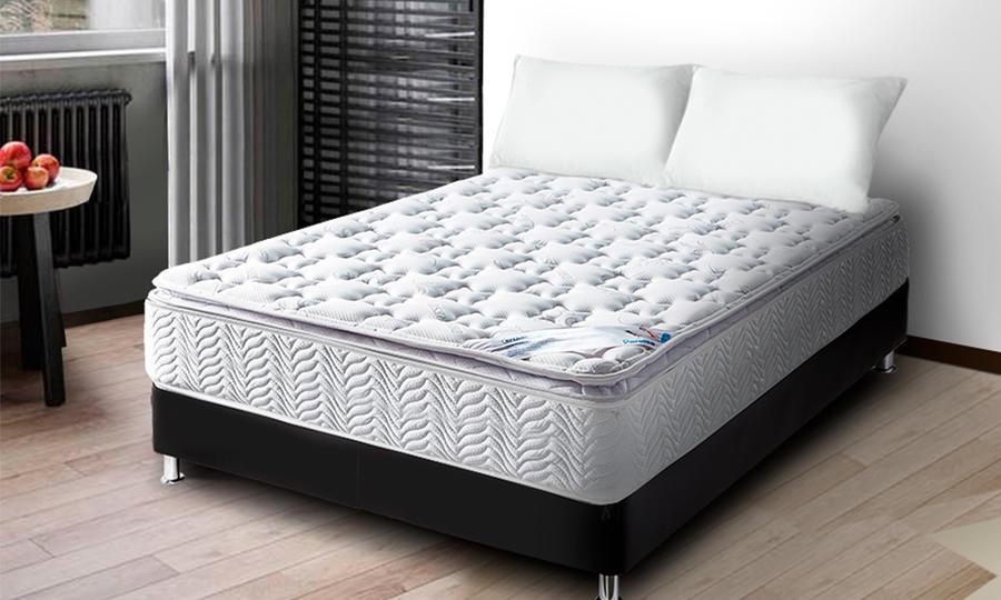 Colchón viscoelástico, de muelles o de latex: ¿cuál elegir para dormir mejor?