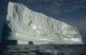 Cambio climático y deshielo marino