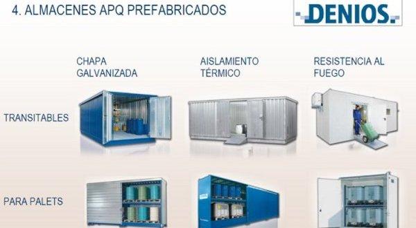 Almacenes APQ Prefabricados