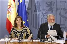 Presentación del Proyecto de Ley Ambiental – Foto: Moncloa