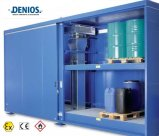 Sistemas térmicos DENIOS para preparar sustancias