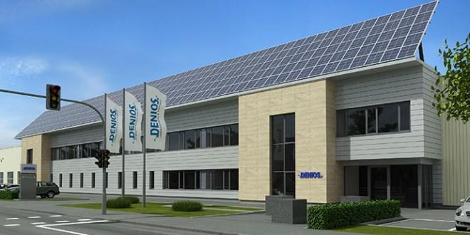 DENIOS AG, expertos en APQ y Medio Ambiente, en Bad Oyenhausen