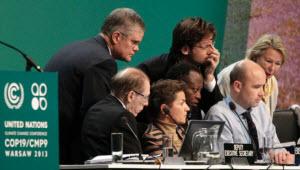 Cumbre de Varsovia sobre el cambio climático. Foto ABC News