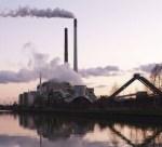 Emisión de gases industriales