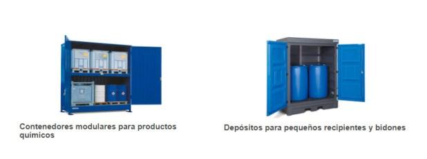 Productos para el almacenamiento APQ seguro