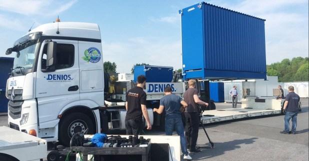 El nuevo RD 656/2017 llama a los almacenes APQ contenedores modulares