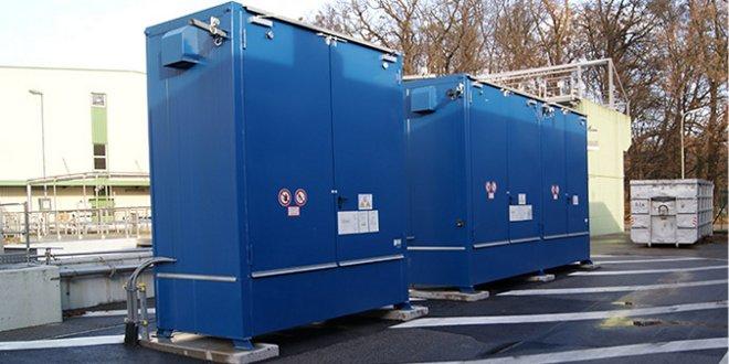 Almacenes de contaminantes y líquidos inflamables
