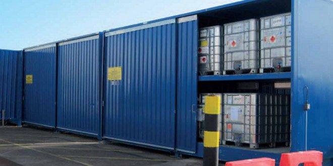 6 claves para los contenedores de almacenamiento