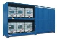 Almacén System Container de DENIOS