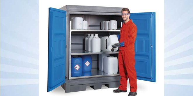 3 modelos de depósitos para sustancias químicas