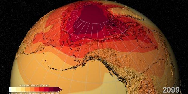 Calentamiento Global NASA