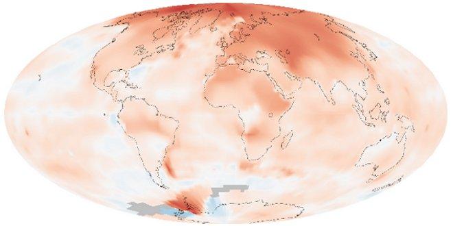 Resumen del futuro del Cambio Climático