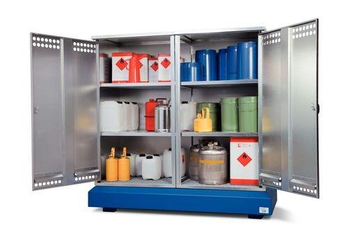 Contenedor para productos químicos