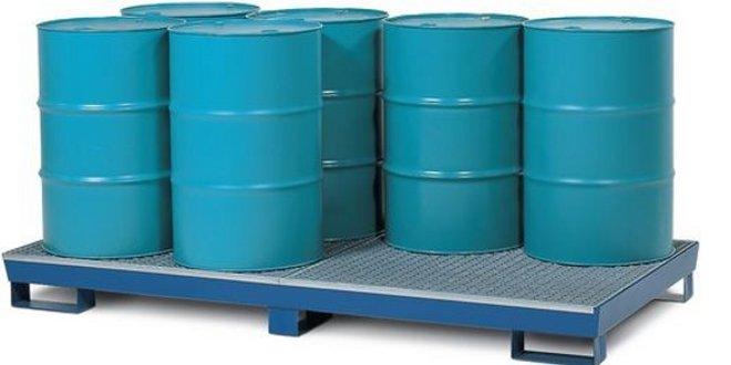 12 Normas básicas del almacenamiento de sustancias químicas