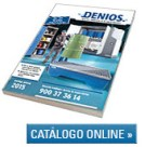 Nuevo catálogo DENIOS 2015